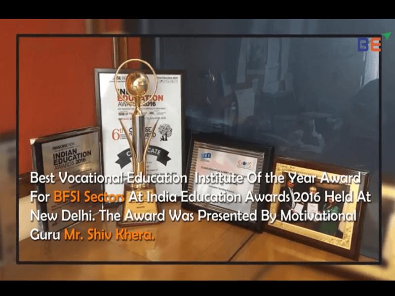 Best Vocational Education Institute Award