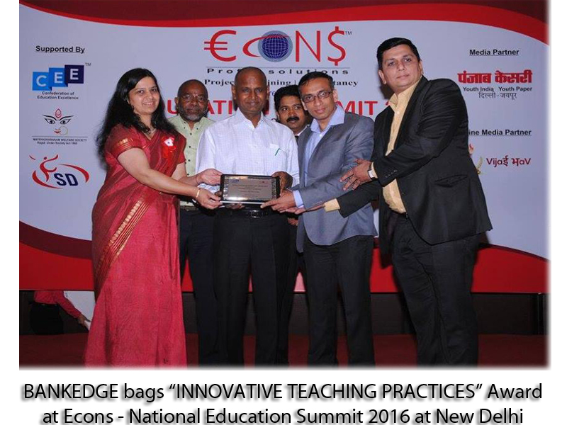 Innovative Teaching Practices Award