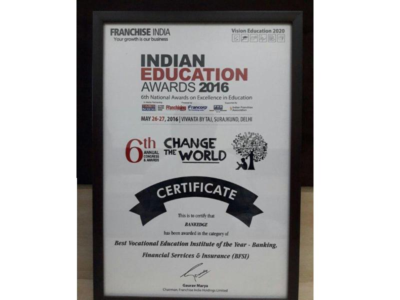 Indian Education Awards 2016