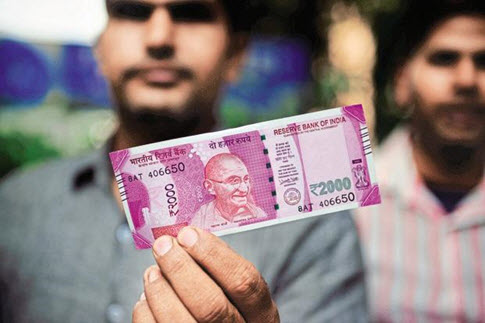 Rs. 2,000 New Notes