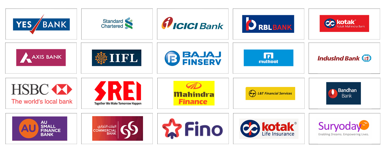 Different Bank Logos