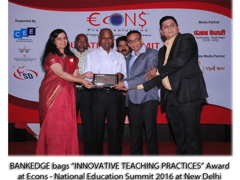 Innovative Teaching Practices Award