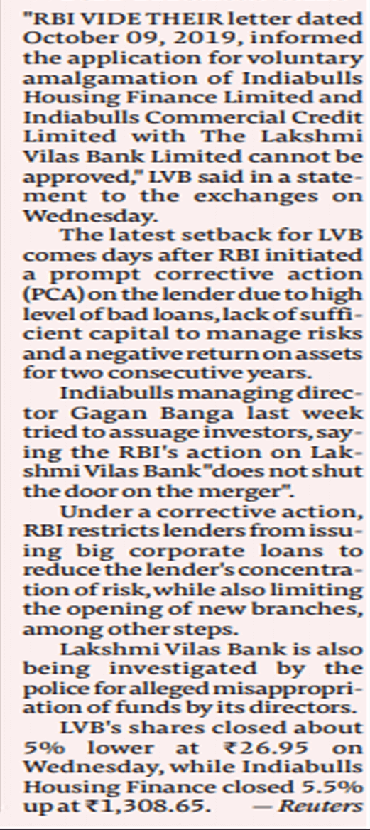 RBI Article