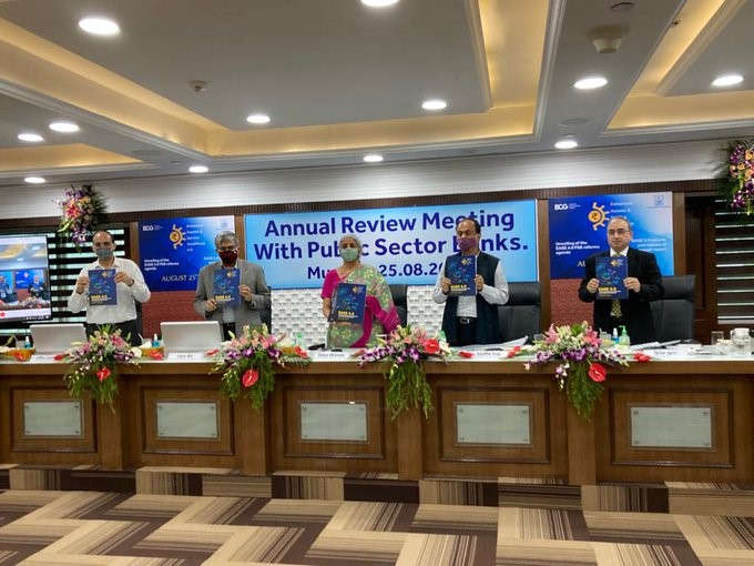 Finance Minister launches Ease 4.0 Reforms